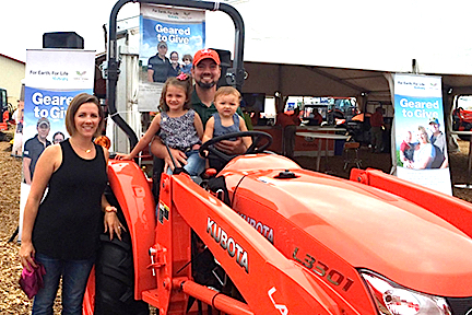 Giving Back to Our Veterans: Kubota's 'Geared to Give' program