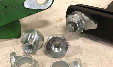 Better than New: Rebuild Kits for Parallel Linkage Flange Bushings