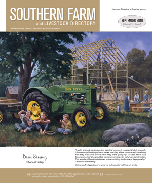 Southern Farm And Livestock Directory [DIGITAL EDITIONS
