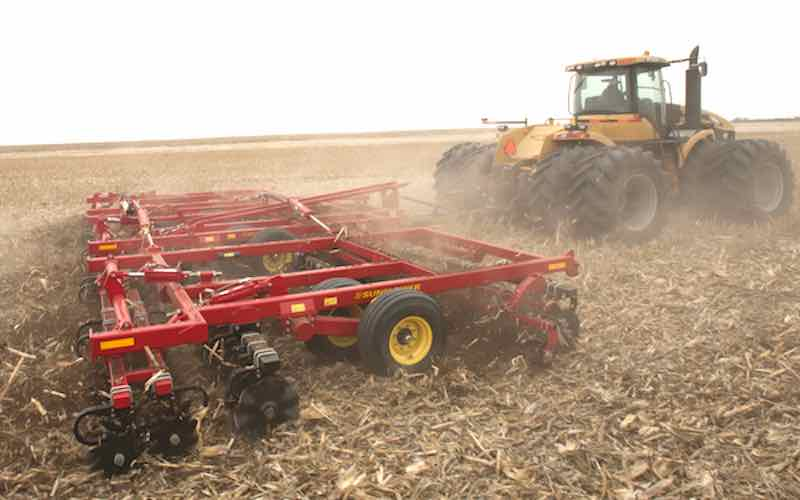 Precisely Monitor and Control Tillage Depth from the Inside of Your Cab