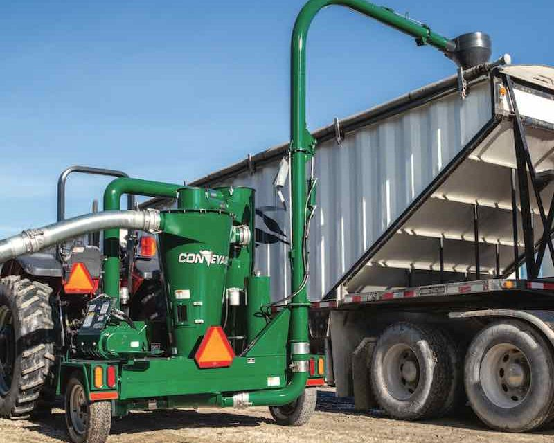 Next-Gen Grain Vac from Conveyair™ Features Several Upgrades | Ag