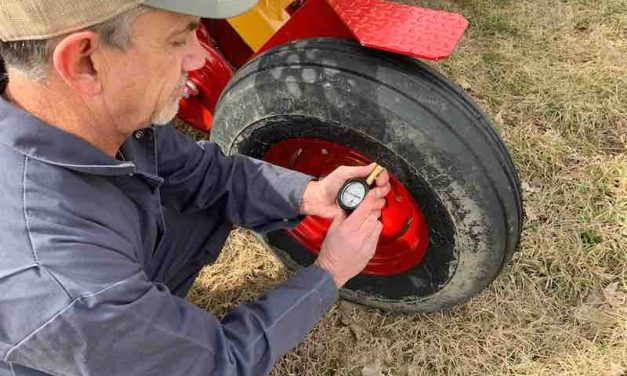 "Lowering the Stress Level of Farming: ""Tractor Mike"" offers a few tips to simplify your job"