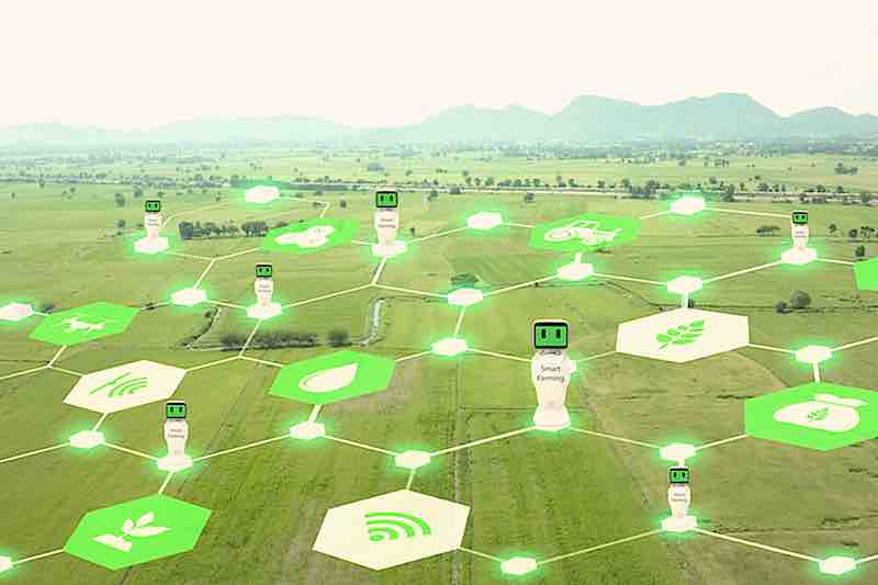 Digital Agriculture – Where are we at Today? Four industry