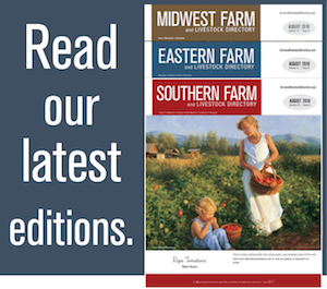 Midwest Farm And Livestock Directory   Ag Industry News