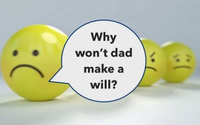 Why Won't My Dad Make a Will? Michael Baron offers insight and advice to a frustrated farming son.